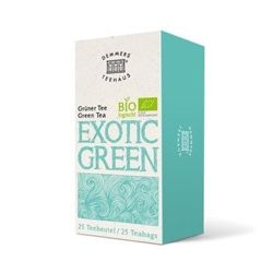 Bio Quick-T® Exotic Green 25szt