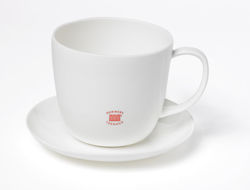 FILIŻANKA DEMMER Fine Bone China 0,4l + spodek