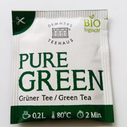 Quick-T® China Pure Green 25szt